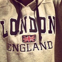 my favourite hoodie - i have my very own bought during my travels in London #ultimate_love ♥ #London #nostalgia