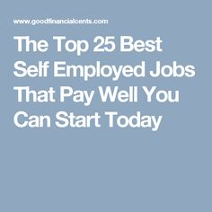 teenage jobs that pay well