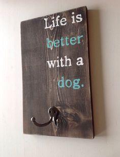Hey, I found this really awesome Etsy listing at https://www.etsy.com/listing/224625919/dog-leash-holder-custom-leash-holder-pet