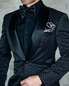 Sebastian Cruz Couture Want to get OFF? Simply add 5 items to your cart. High Fashion Men, Mens Fashion Suits, Wedding Dress Men, Wedding Suits, Dress Suits, Men Dress, Cute Date Outfits, Nigerian Men Fashion, Dinner Jacket