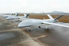 "Come and meet flying dragons in real life: China's home-developed drones of Wing Loong Unmanned Aircraft System (UAS) series.  The ""Loong (Dragon) Family""-- Wing Loong I, Wing Loong ID, and Wing Loong II -- is a cost-effective, easy-to-operating, multi-purpose and long-endurance hunter-reconnaissance UAS.   Wing Loong drones could serve military, police and civilian purposes including reconnaissance, surveillance and strike. Click for more of the story: xhne.ws/LX0tY"