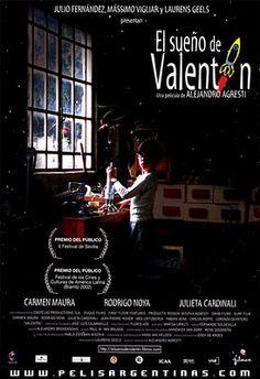Cine Argentino en Internet: El sueño de Valentín (2002)