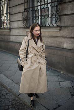 Street Style: Woman in Menswear - Jestem Kasia Blog