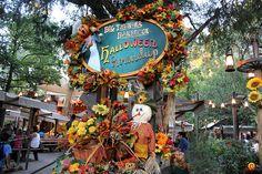 Halloween Big Thunder Ranch by UnaColombianaEnCalifornia, via Flickr
