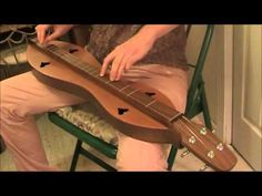 Mountain Dulcimers are so neat! When Irish Eyes are Smiling- Arr. by Jessica Comeau for Mountain Dulcimer - YouTube