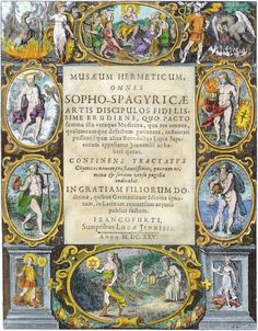 Alchemical and hermetic emblems 161-200
