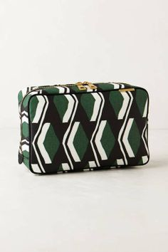 Love the anthropologie Nidus Cosmetic Case on Wantering. #beauty #cosmetics #makeup