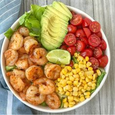 🥗 PROTEIN SALAD BOWLS 🥗 tag a friend & visit for daily delicious foods & recipes to get you slim🥝🍓🍌🍇 . *Swipe for Shrimp,… Healthy Meal Prep, Healthy Snacks, Healthy Eating, Healthy Recipes, Keto Recipes, Keto Meal, Paleo Diet, Healthy Food Tumblr, 7 Keto