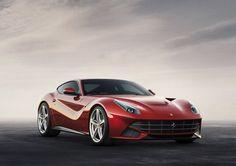 Ferrari F12 Berlinetta - mamma mia !!