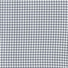 Michael Miller - Tiny Houndstooth Gray - Fat Quarter