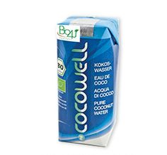 Acqua di cocco #Bio #BioFood #cleaneats #healthy #organicfood #organicfood #biologico #snack