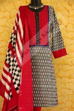 Kurti Salwar Designs, Blouse Designs, Indian Attire, Indian Wear, Pakistani Outfits, Indian Outfits, Ethnic Fashion, Indian Fashion, Kurta Patterns