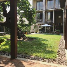 Villa Phra Sumen  #VillaPhraSumen #BoutiqueHotel #PhraNakhon #MyKrungthep #Bangkok Hidden Treasures, Bangkok, Sidewalk, Villa, Side Walkway, Sidewalks, Villas, Pavement, Walkways