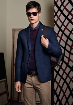 Gucci Pre Fall 2015 Tendencias Hombre | Men's Fashion | Menswear | Men's Outfit for Fall/Winter | Moda Masculina | Shop at DesignerClothingFans.com