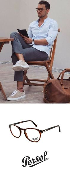 1a5b7a488b Tendance lunettes   Man Style and Fashion for this summer 2016. Mens  Fashion GlassesGlasses ...