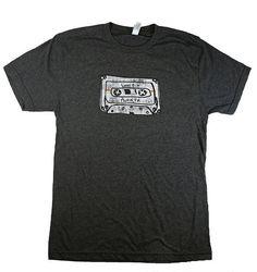 huge discount 59ffd a9fd3 Austin TX Local Mix Cassette T-Shirt Original Artwork High