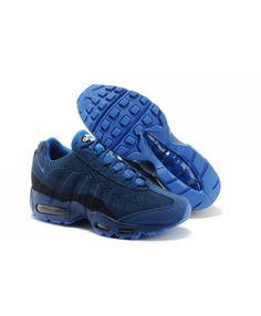 more photos 57d76 e79d1 Nike Air Max 95 EM Mens Running Shoes 2014 New Blue, cheap Nike Air Max If  you want to look Nike Air Max 95 EM Mens Running Shoes 2014 New Blue, ...