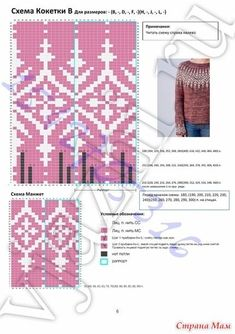You are in the right place about fair isle knittings jumpers Here we offer you the most beautiful pi Hand Knitting Yarn, Fair Isle Knitting, Knitting Charts, Sweater Knitting Patterns, Knitting Stitches, Free Knitting, Knitting Machine, Thread Crochet, Crochet Yarn
