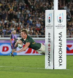 All Blacks beat Springboks, extend streak in group games Duane Vermeulen, Rugby Cup, Black Beats, All Blacks, Rugby World Cup, Group Games, Yokohama, New Zealand, South Africa