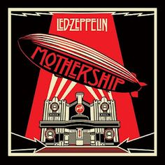 Led Zeppelin - Mothership album cover
