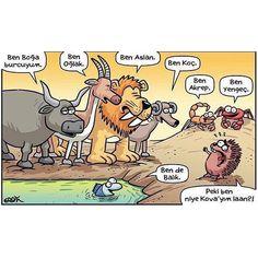 """224 Beğenme, 1 Yorum - Instagram'da karikatürlük (@karikaturlubisey): """"#gunaydin #karikatür #erdilyaşaroğlu"""" #mizah"""