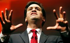 "The leader of Britain's Labour Party, Ed Miliband, has vowed, if he becomes the next prime minister in general elections on May 7, to outlaw ""Islamophobia."" The move — which one observer has called ""utterly frightening"" because of its implications for free speech in Britain — is part of an effort by Miliband to pander to Muslim voters in a race that he has described as ""the tightest general election for a generation.""  LOSER! That explains the landslide away from Labour.  Good riddance.  If…"