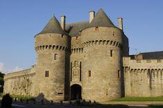 La cité médiévale | Ville de Guérande. Bretagne