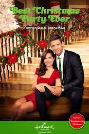 TV Worth Blogging About: Hallmark's 2014 Original Christmas Movies, Best Christmas Party Ever, Hallmark, Countdown to Christmas 2014
