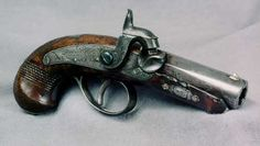 The Gun used to assassinate Abraham Lincoln