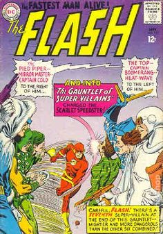 Flash (1959 1st Series DC) 155