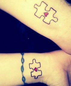 26 Matching Tattoo Ideas for Couples