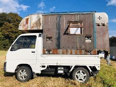 Coffee Food Truck, Suzuki Carry, Mini Trucks, Van Life, Motorhome, Recreational Vehicles, Tube, Home, Funny