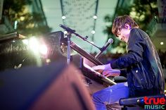 Greyson Chance performing at his showcase in Taiwan - 2012 Greyson Chance, Bad Kids, Pale Skin, No One Loves Me, Taiwan, Piano, First Love, Handsome, Singer