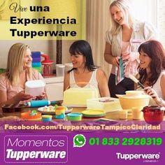 Compra ó Vende Tupperware en Tampico , Altamira , Madero y Norte de Veracruz .Vive una #ExperienciaTupperware y conoce los sensacionales beneficios que Tupperware tiene para ti, Sé una #ChicaTupperware y Cambia tu vida contactanos!! (y) :) https://www.facebook.com/TupperwareTampicoClaridad