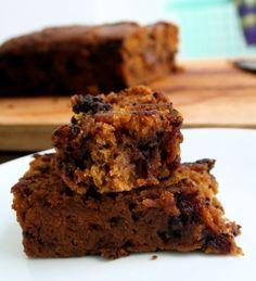 Vegan pumpkin coffee chocolate chunk bread