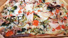 Vaříme bez tuku: Slaný koláč s brokolicí