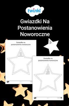 Nowy Rok to czas postanowień i określania nowych celów i marzeń, mamy więc dla Was szablon, dzięki któremu dzieci mogą zapisać swoje noworoczne postanowienia, oraz określić, w jakiej dziedzinie chcą poprawić swoje umiejętności. Kliknij, by pobrać i odkryć tysiące materiałów dydaktycznych! #nowyrok #nowy #rok #postanowienia #noworoczne #postanowienianoworoczne #szablon #polski #pisanie #szkoła #podstawowa #ćwiczenie #twinkl #gwiazdki #arkusz #pracy #arkuszpracy Playing Cards, Map, Playing Card Games, Location Map, Maps, Game Cards, Playing Card