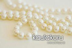 kaulakoru ~ necklace