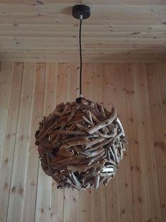 Drivved Lampe Sølvi Abrahamsen Høgli
