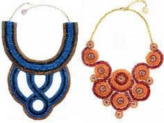 ADDED APPEAL: Lavish By Tricia Milaneze Tribal Necklaces