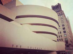 Guggenheim museum: architecture and modern and contemporary international art. Visit NewYork!