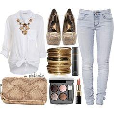 #Polyvore #Fashion