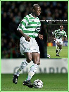 Bobo Balde - Celtic FC - UEFA Champions League 2006/07