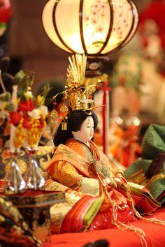 Hina doll, Japan