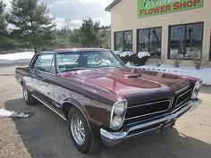 Pontiac 1965 GTO: Legendary Finds - Hot Rods, Race Cars, Classic Cars, Custom Cars, Sports Cars, cars for sale