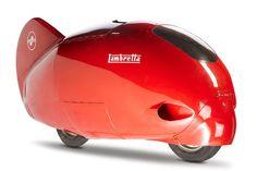 """The record breaking """"Lambretta Record"""""""