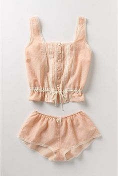 Sleepwear...super cute!