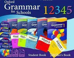 [Series] Oxford Grammar for schools 12345 ( Full books  CD )