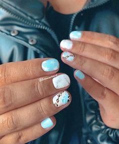 Gel Polish Designs, Abstract Nail Art, Dream Nails, Color Street Nails, Nails Design, Nail Inspo, Toe Nails, Claws, Hair And Nails
