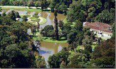 Parque São Clemente, Nova Friburgo - RJ